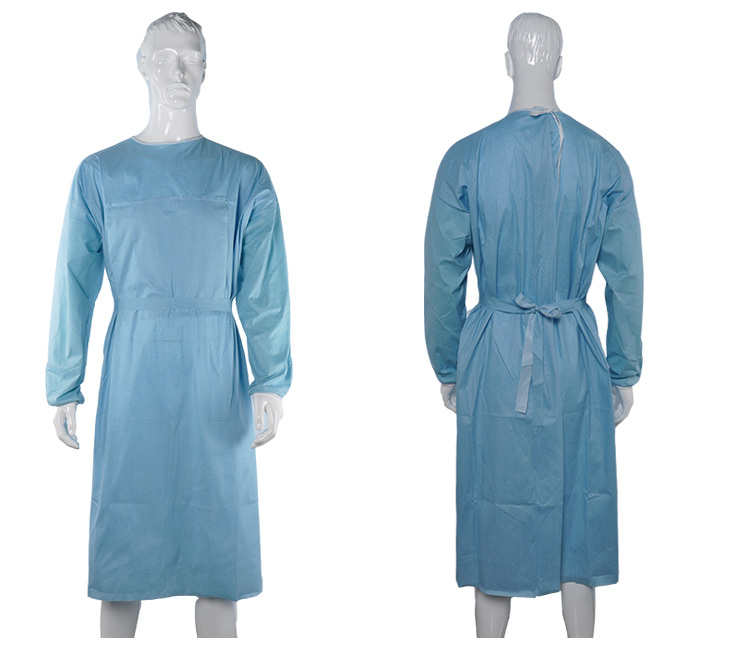 disposable sms/smms surgical gowns