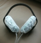 Disposable Sanitary Headphone Covers